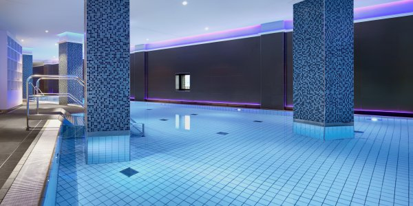 Relaxed and recreated: Hamburg hotels with wellness area