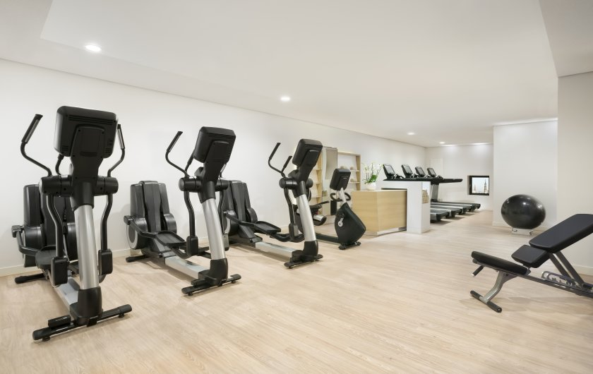 The Westin Hotel in Hamburg - Fitnesscenter