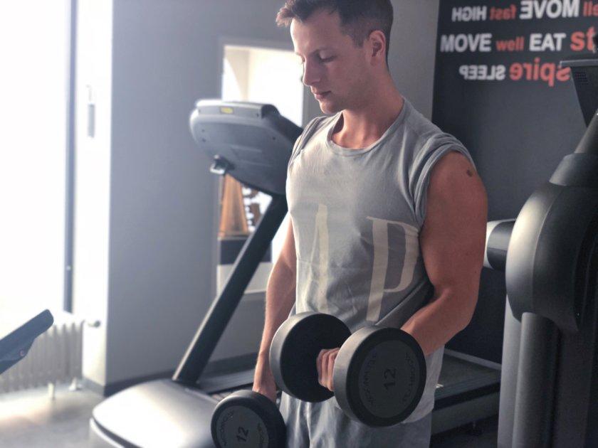 Fitness & Sport - Hamburger Hotels mit Fitnessstudio