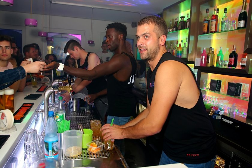 Gay Bars in Cologne - Schaafenstraße & Rudolfplatz