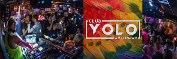 Club YOLO - new gay club in Amsterdam