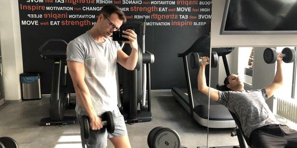 Fit durch Prag: Entdecke angesagte City-Hotels mit tollen Gyms