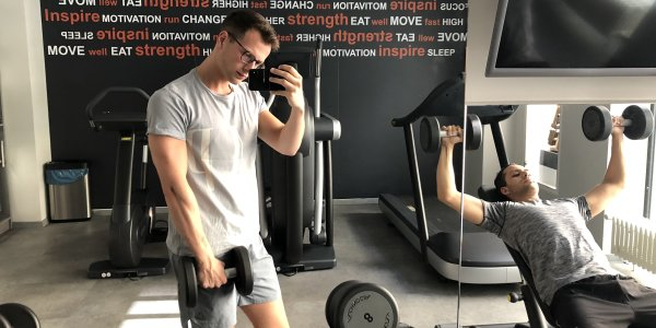 Fit in Prague: City Hotels with great Gyms