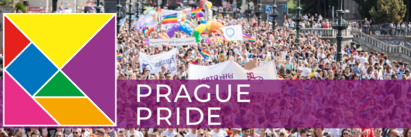 Prague Pride - LGBT Festival annually in August in Prague