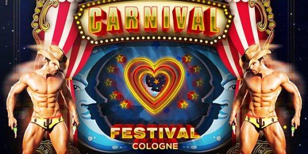 Cologne Carnival Festival 2020 - Gay Carnival