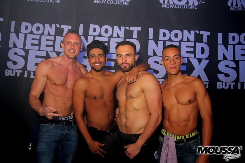 Carnival Festival Cologne - the world\'s biggest gay carnival party