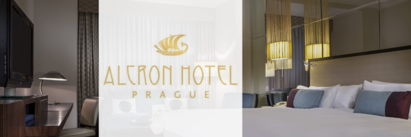 Alcron Hotel Prague - modern gay friendly hotel in Parg
