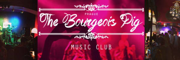 The Bourgeois Pig - queer music club & cocktail bar in Prague
