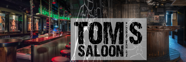 Toms Saloon - trendy men only Cruising & Fetish Bar in Hamburg