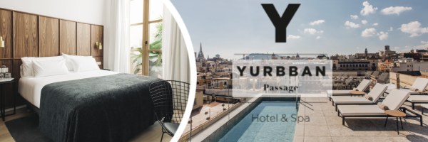 Yurbban Hotel & Spa - gayfriendly Hotel in Barcelona