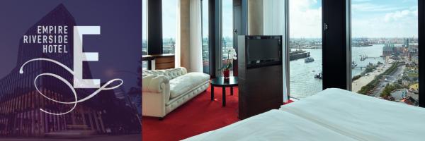 Empire Riverside Hotel - schwulenfreundliches Hotel in Hamburg