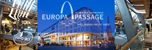 Europa Passage - Shopping in Hamburg