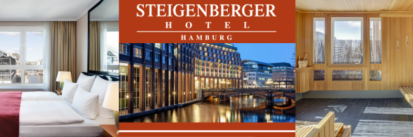 Steigenberger Hotel Hamburg - gayfriendly hotel in Hamburg