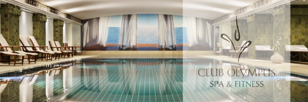 Club Olympus - Wellness & Day Spa at the Park Hyatt Hotel Hamburg