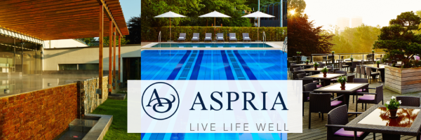 Aspria Uhlenhorst - Wellness & Spa area in Hamburg