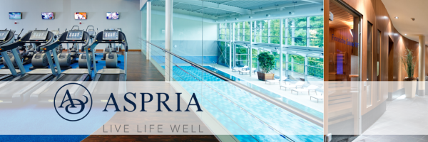 Aspria Alstertal - Spa, Wellness and Fitness in Hamburg