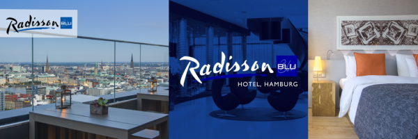 Radisson Blu Hotel - gayfriendly design hotel in Hamburg