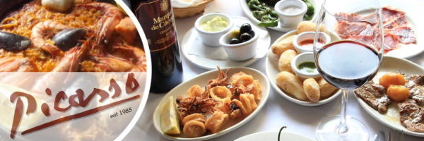 Spanish restaurant with authentic cuisine, tapas and Argentine steaks