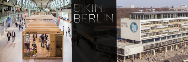 Bikini Berlin - Shopping-Einkaufscenter am Zoo mitten in Berlin