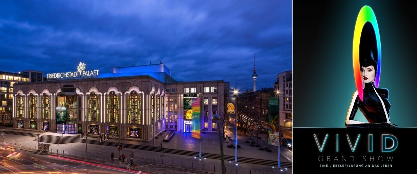 Friedrichstadt-Palast: The Largest Revue Theatre in Europe