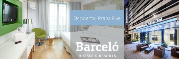 Occidental Praha Five - gayfriendly hotel in Prag