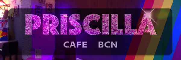 Priscilla Cafe - Small Gay Cafe-Bar in Barcelona