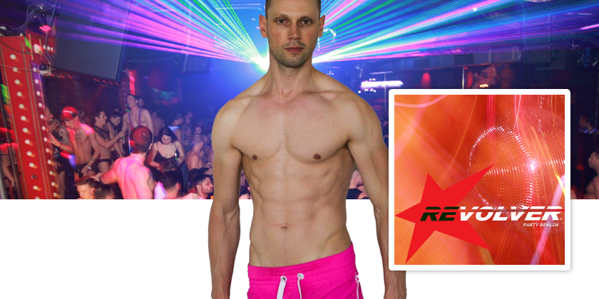Revolver Party - Insider Gay Party Tip for Berlin