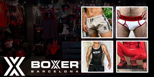 Boxer Barcelona: Die spanische Fetischmarke aus Barcelona