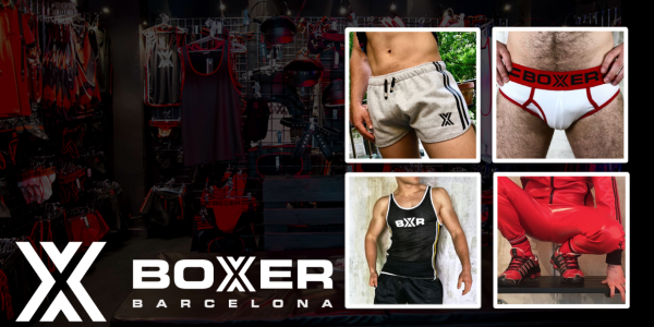 Boxer Barcelona: The Spanish fetish brand from Barcelona