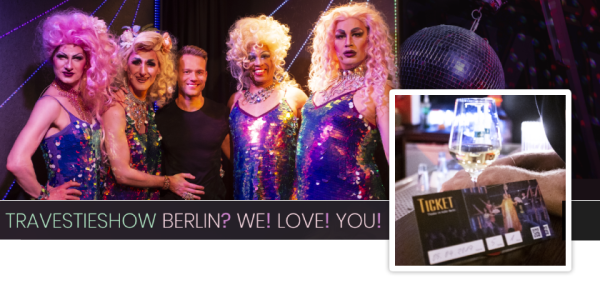 Theater im Keller: Tobi visits Neukölln\'s Drag Theater