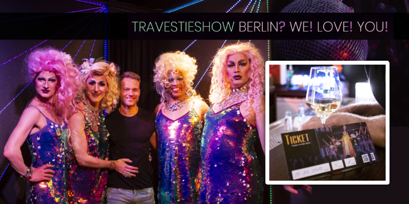 The Travesty Show in the Theater im Keller Berlin - Tip for Events