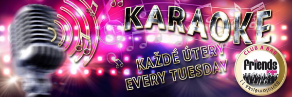 Gay Bar in Prague -Karaoke party at Friends Prague