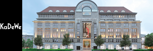 KaDeWe - Berlin\'s largest and best-known department store