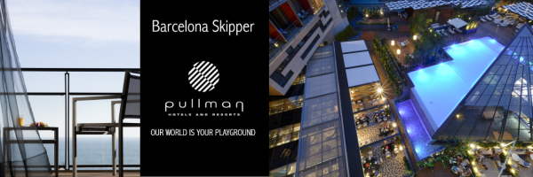Pullman Barcelona - Gayfriendly 5-star hotel on the beach of Barcelona
