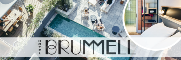Hotel Brummell - gay-friendly boutique hotel in Barcelona