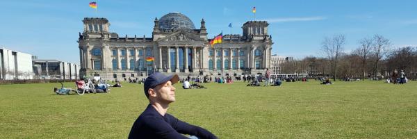 Berlin - Visit the German Bundestag for free