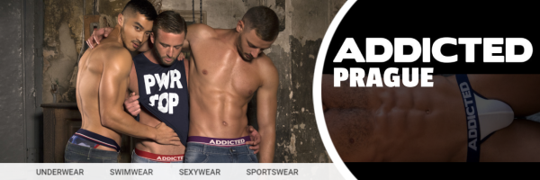 Addicted Prague @ ES Collection Store - Men\'s passage