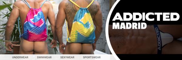 Addicted Madrid - fetish & sportswear @ Und3r Shop Madrid