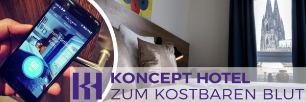 Koncept Hotel - gayfriendly Hotel in Cologne