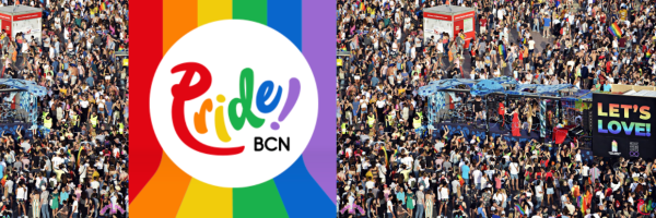 Pride Parade Barcelona - Every year in June