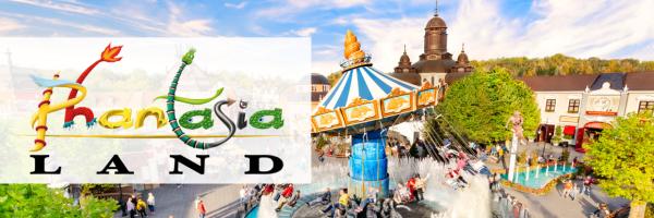 Phantasialand - The amusement park near Cologne - Fantasypride