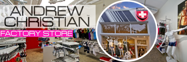 Andrew Christian Design Studio & Factory Boutique