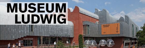 Museum Ludwig in Cologne - 20th century and contemporary art