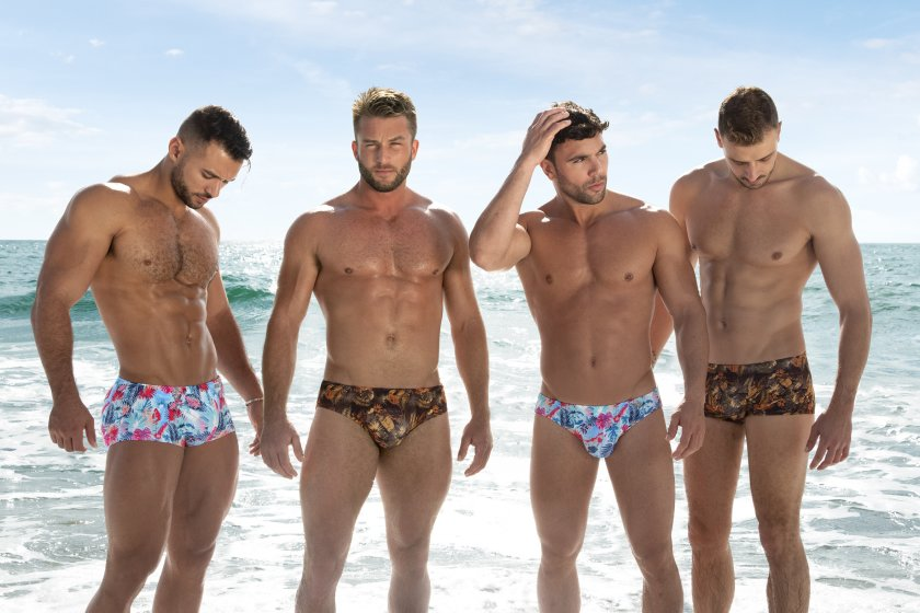 Addicted Swimwear - sexy board shorts, hot beachwear and tight boxers & briefs