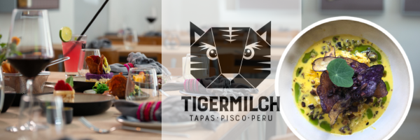 Tigermilch - Peruvian Restaurant in Cologne