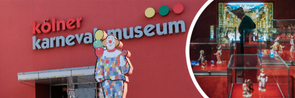 Cologne Carnival Museum - everything about the history of the carnival