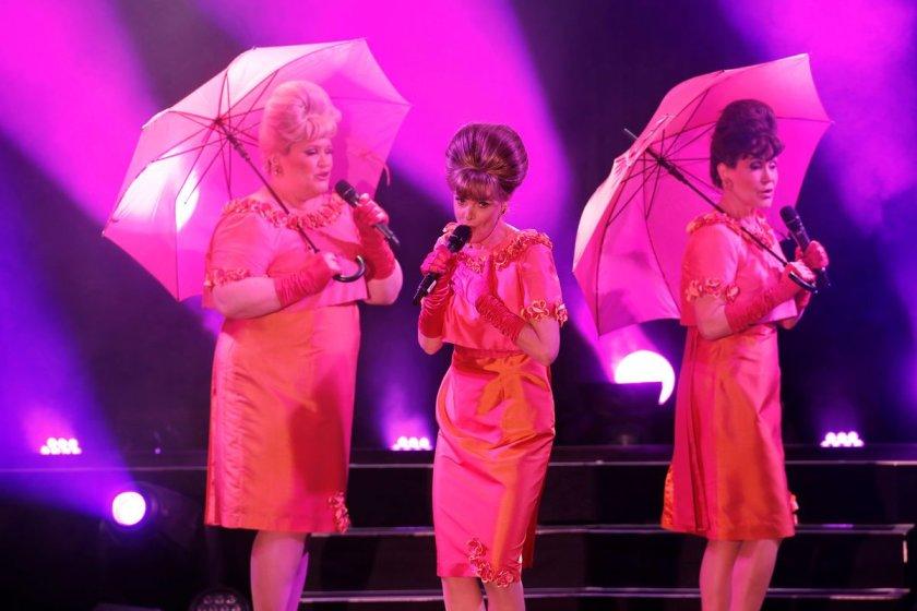 Veranstaltungstipp Tipi am Kanzleramt - The Fabulous Singlettes