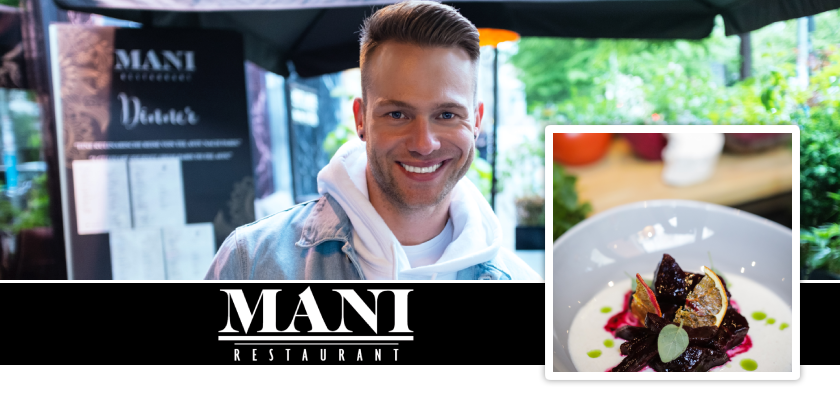MANI Restaurant: Tobi tests the hot spot of Israeli cuisine in Berlin