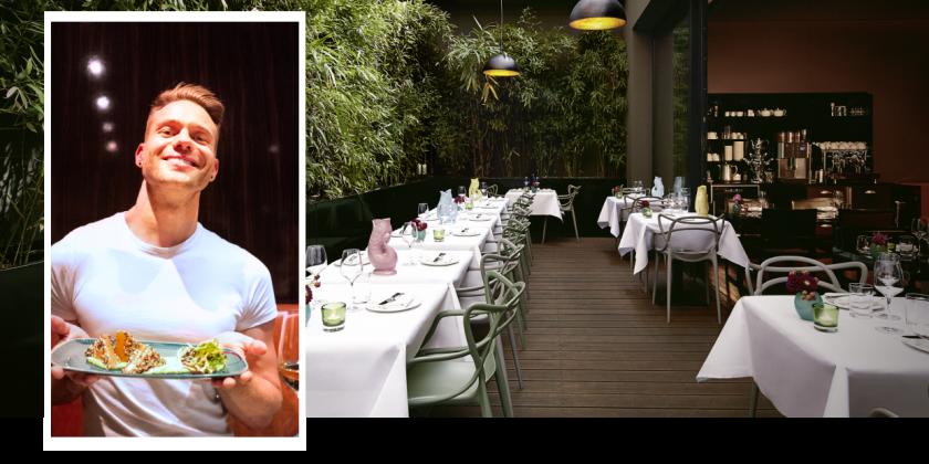 MANI Restaurant - Tobi recommends Israeli cuisine in Berlin Mitte