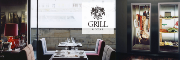 Grill Royal - delicatessen and steakhouse in Berlin